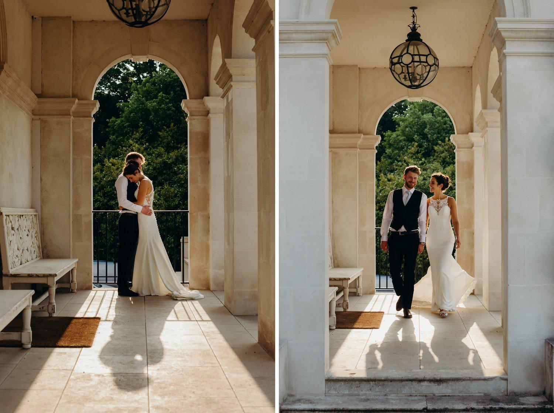 Wimborne wedding venue