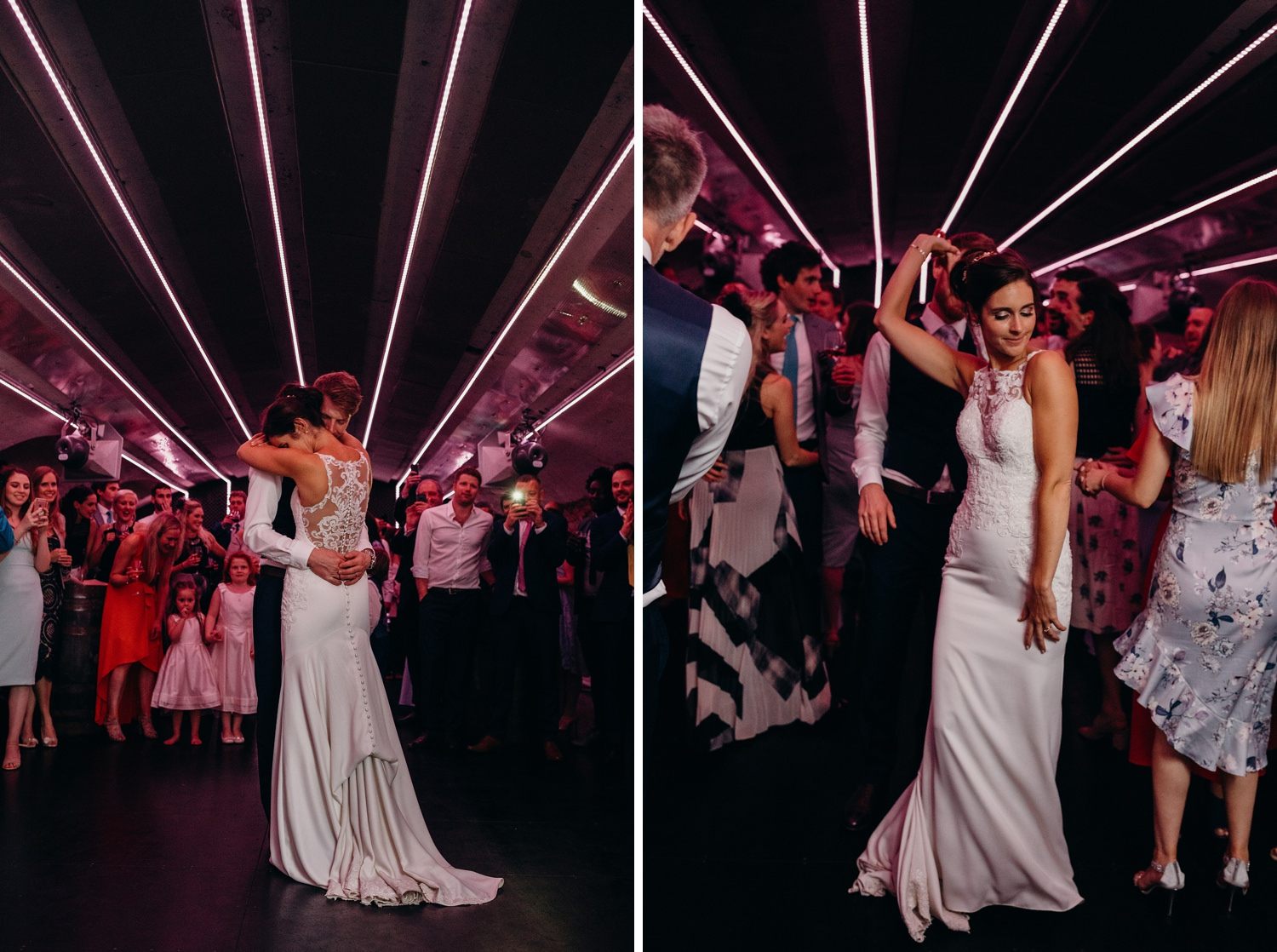 first dance at St Giles House