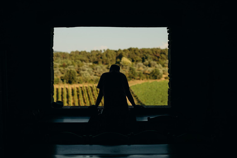 Tuscan Villa Wedding Fattoria La Loggia 054
