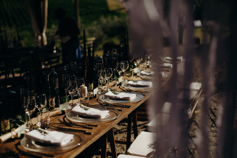 Tuscan Villa Wedding Fattoria La Loggia 059