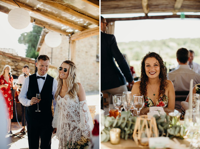 Tuscan Villa Wedding Fattoria La Loggia 064