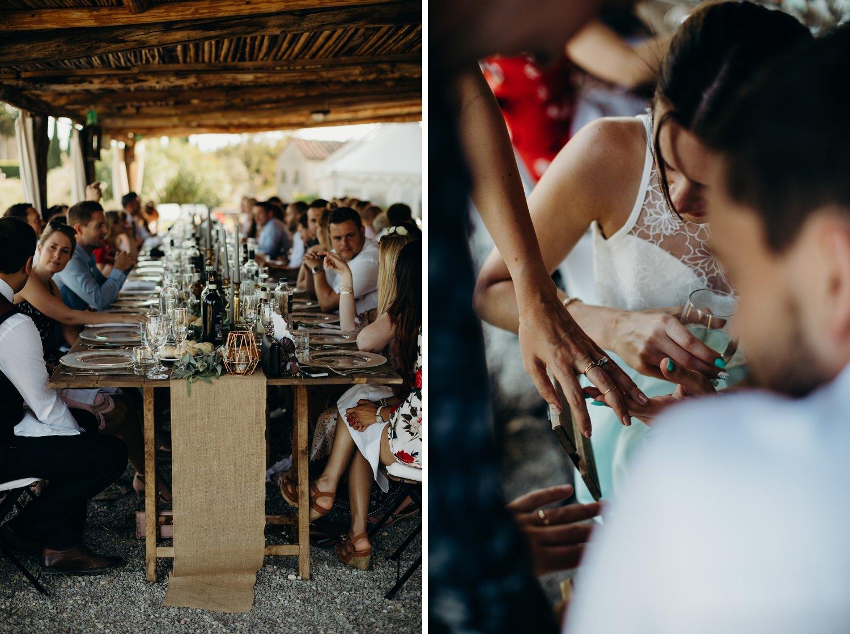 Tuscan Villa Wedding Fattoria La Loggia 070