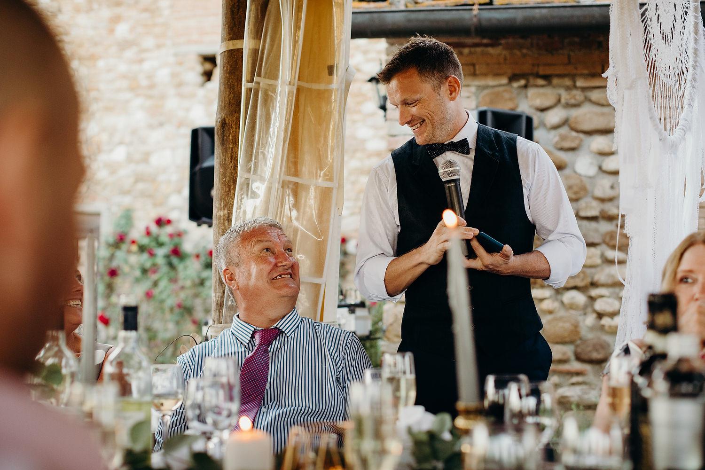 Tuscan Villa Wedding Fattoria La Loggia 078