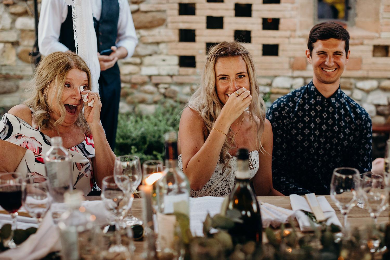 Tuscan Villa Wedding Fattoria La Loggia 089